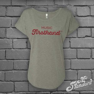 Women's T-shirt Gray