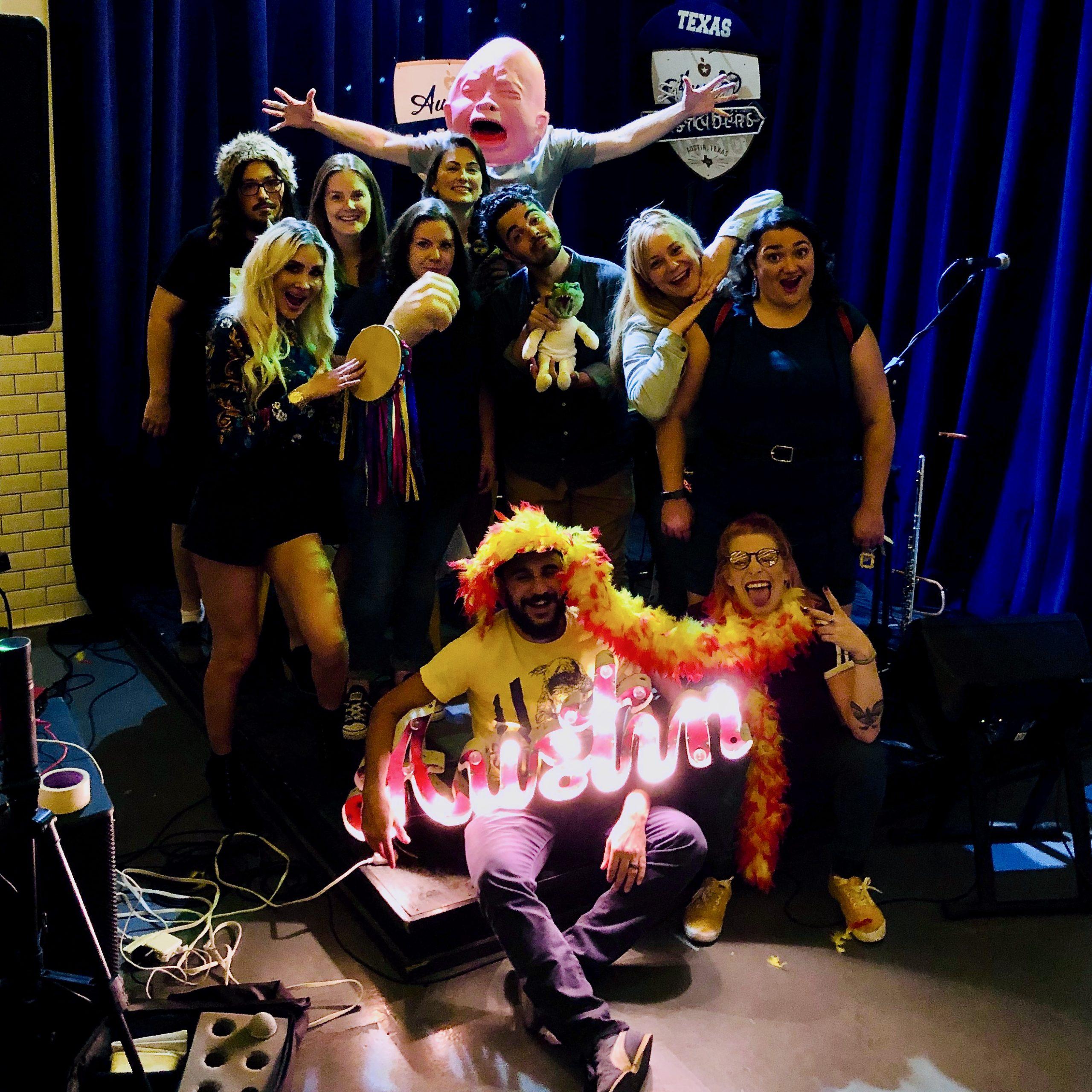 eBurner on Comedians Interviewing Musicians